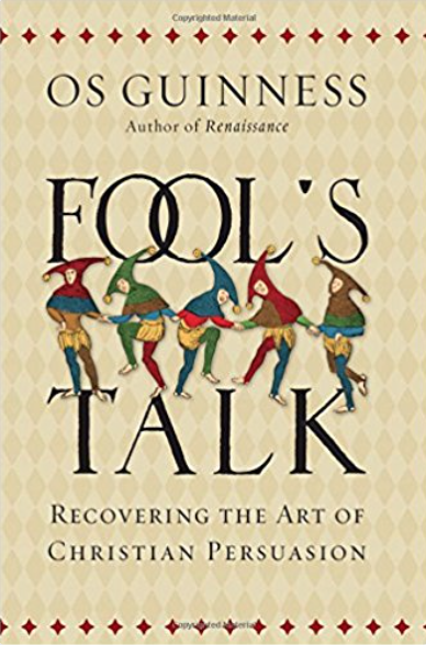 Fool's Talk and my DIY Seminary